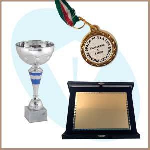 Trofei / Medaglie / Targhe