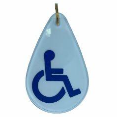 A2G portachiave servizi – Disabile