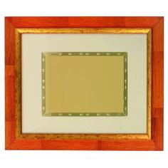 Cornice con targa art. 223 rf 443