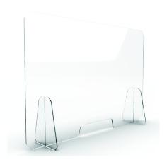 Pannello in plexiglass protezione Covid19
