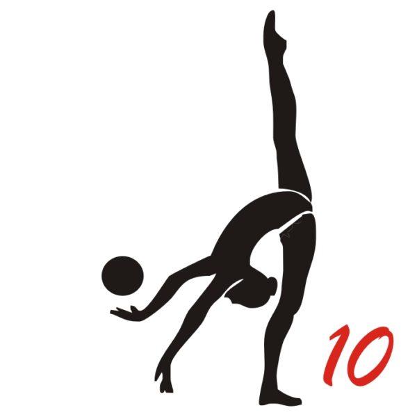 ginnastica ritmica figura 10