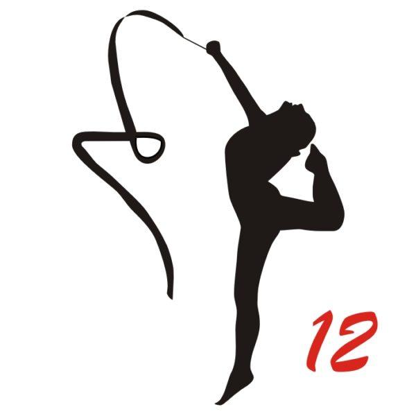 ginnastica ritmica figura 12