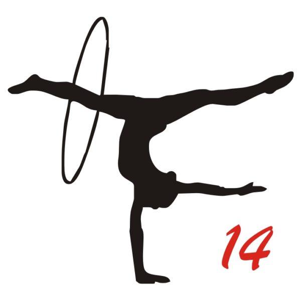 ginnastica ritmica figura 14