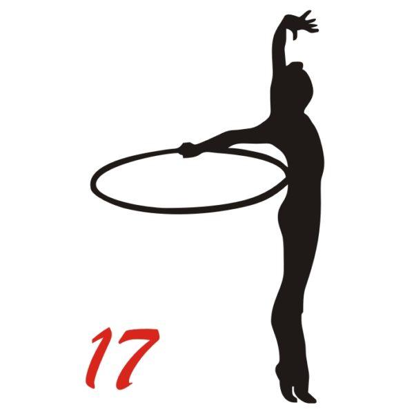 ginnastica ritmica figura 17