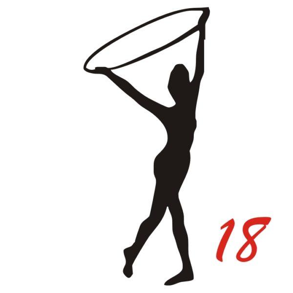 ginnastica ritmica figura 18