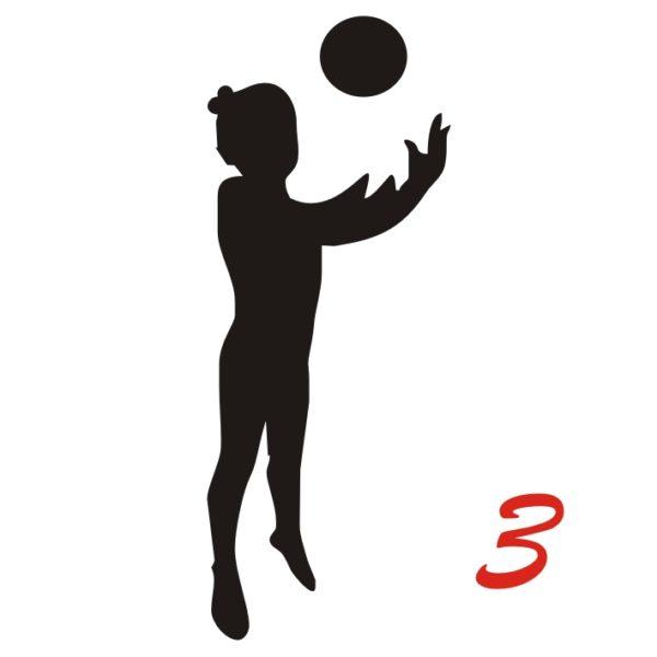 ginnastica bambina figura 3