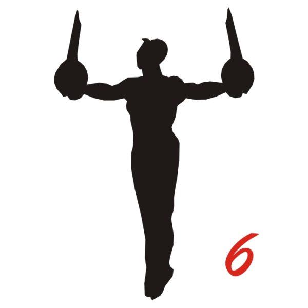 ginnastica maschile figura 6