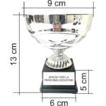 Coppa sportiva articolo 5231 – 5231-1